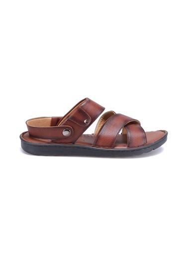 Flexall Klasik Ayakkabı Taba